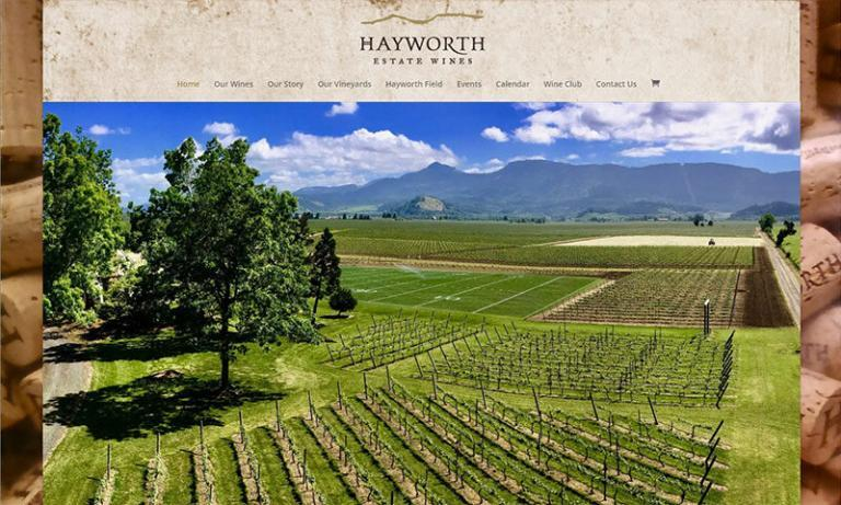 Hayworth Estate Wines