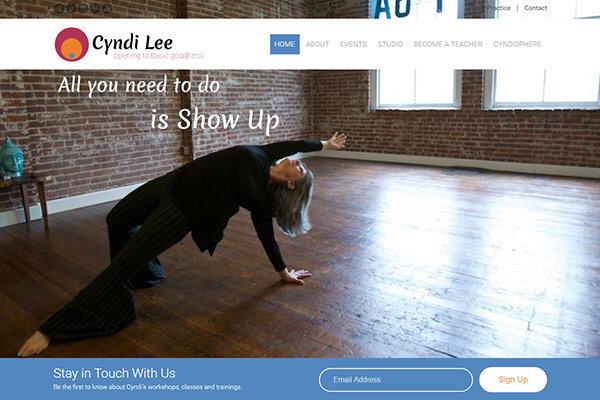 Cyndi Lee Yoga