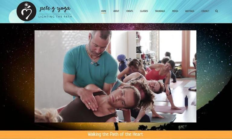 Pete Guinosso Yoga