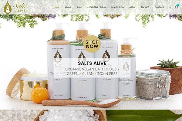 Salts Alive