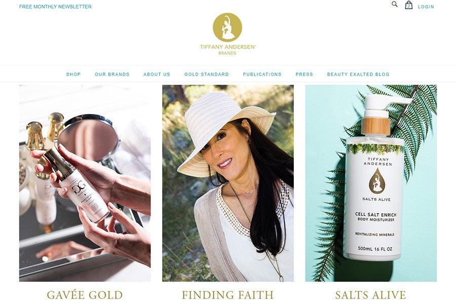 Tiffany Andersen Companies