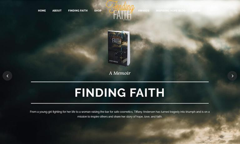 Finding Faith Book