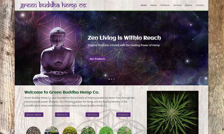 Green Buddha Hemp