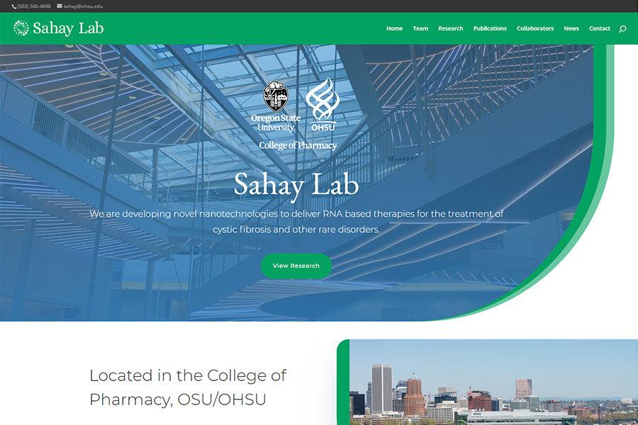Sahay Lab